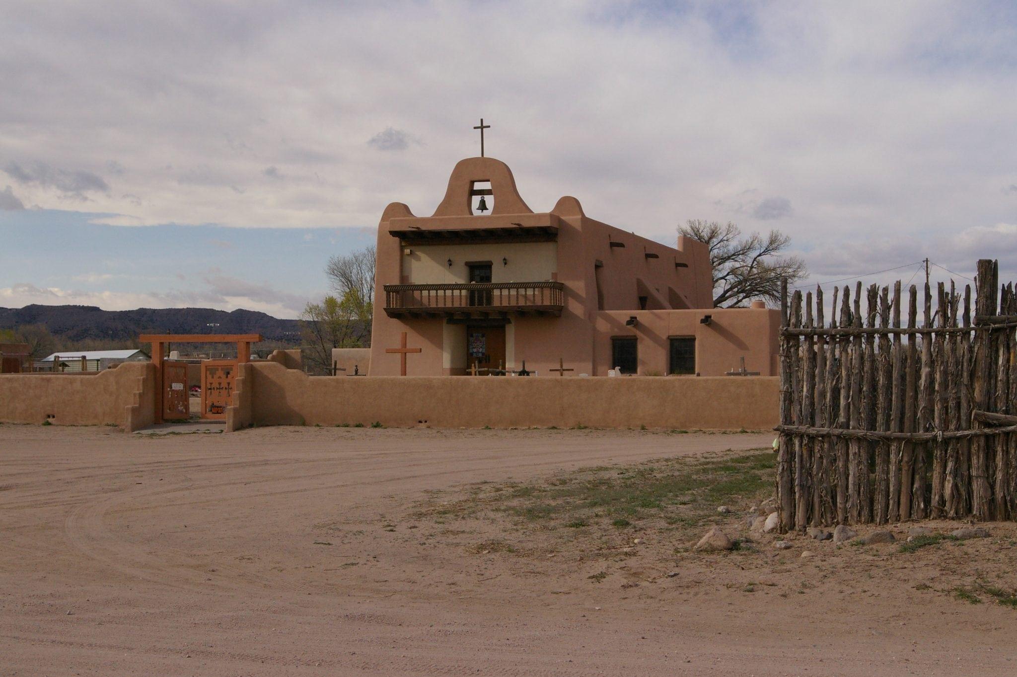 Tewa Missions / Northern Pueblos, Santa Fe