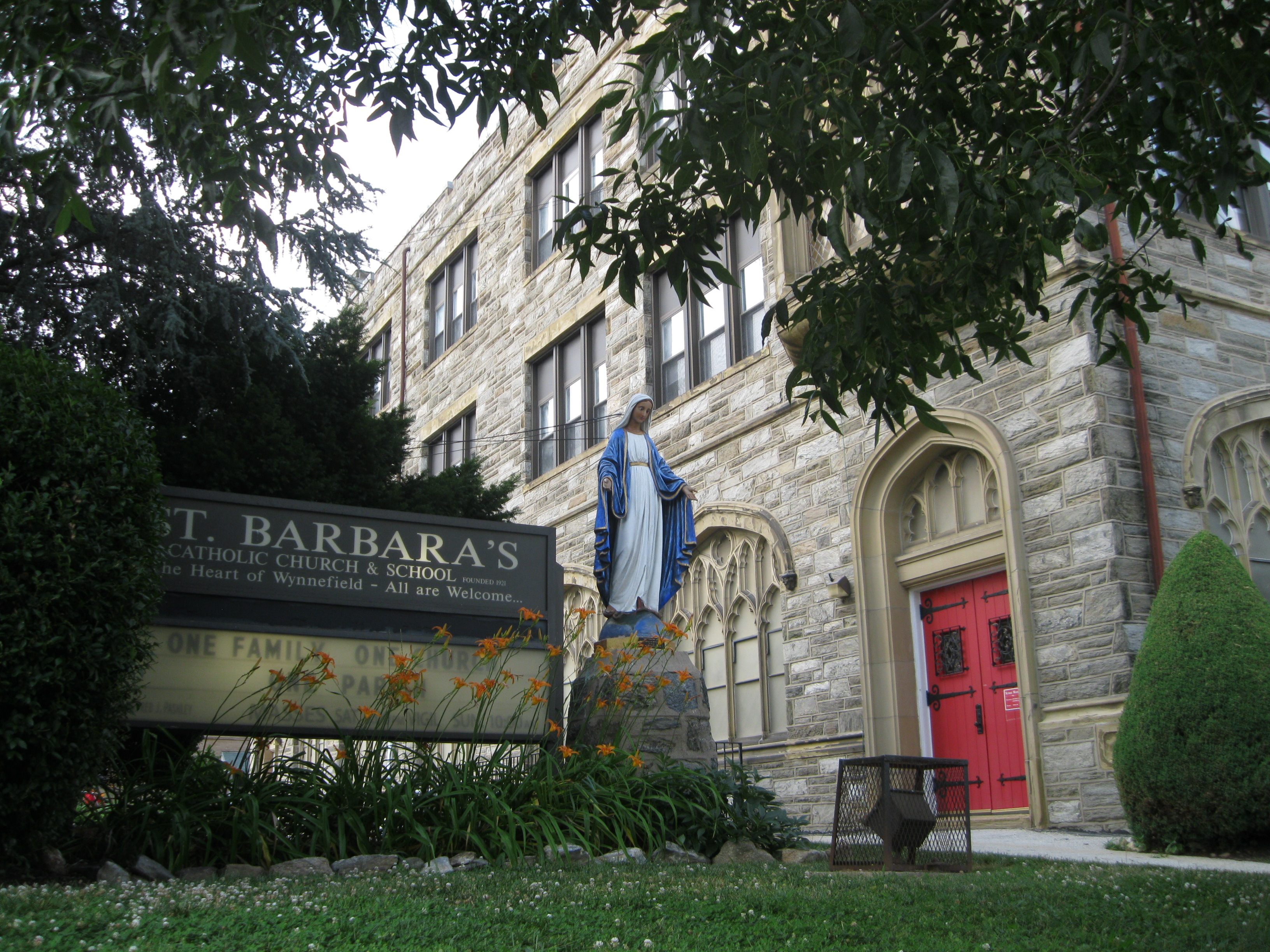 St. Barbara Parish, Philadelphia