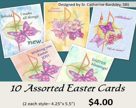 Easter Cards 580x430