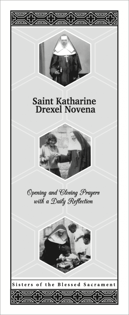 Prayers & Reflections - Sisters Of The Blessed Sacrament
